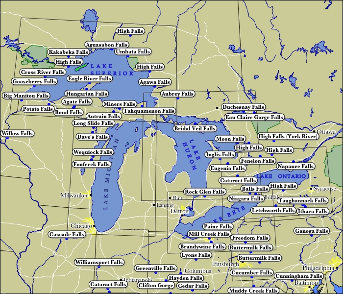 Map of WaterFalls in the Great Lakes Region Large Map Of Lake S Mn on map mn cities, map of africa lakes, map of balsam lake, map of michigan townships, map of lakes in vermont, map of bc lakes, map of western pa lakes, map of lakes in california, map of bwca lakes, map of orange county, map of palm beach county, map of lake michigan, map of minn, map of ar lakes, map of ny state lakes, map of road united interstate highway, map of maine usa, map of ontario canada lakes, map of eastern sd lakes, map of sask lakes,